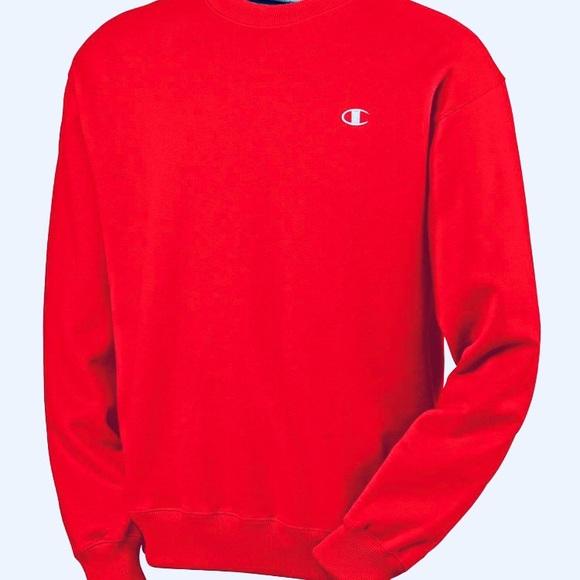 b73a5ee20fad Champion Other - CHAMPION Eco Fleece Crewneck Men s Sweatshirt 3XL